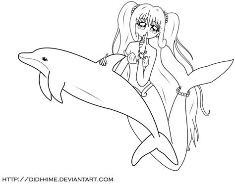 Melody Coloring Pages Mermaid Luchia