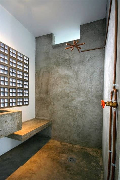 salle de bain industrielle idees de deco au style industriel