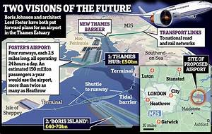 New London airport in Thames Estuary 'favoured by ...