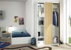 Dressing Chambre Enfant : armoire dressing sur mesure ~ Teatrodelosmanantiales.com Idées de Décoration