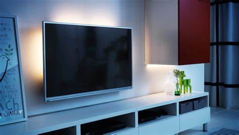 furnishing with led lights