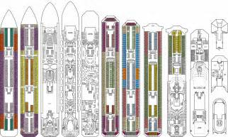 deck plan rcl enchantment of the seas pinterest deck