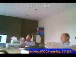 Ian Hurst & Serious Organised Crime Agency, covert video ...