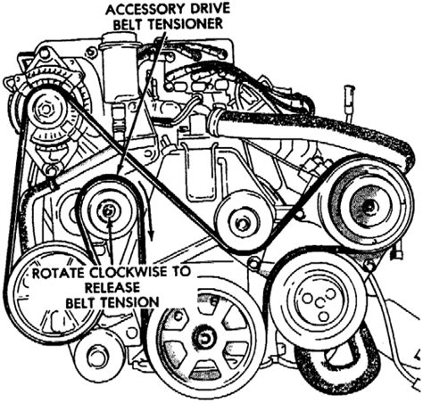2000 Chrysler 3 8 Engine Diagram by Repair Guides Engine Mechanical Components Accessory
