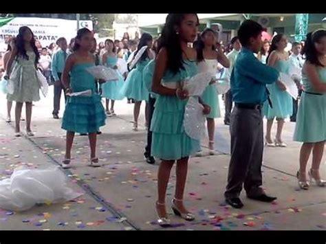 Salida sexto el mejor baile YouTube