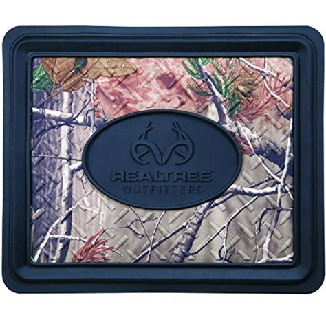 Realtree Floor Mats Blue by New Spg Rfm5103 Realtree Outfitters Camo Rear Floor Mat