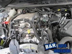 2004 Buick Century Engine Accessories 604 Starter