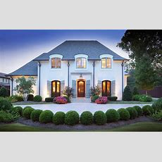 7 Types Of Elegant French Style Homes  Ns Designs