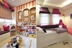 10 kiddie room ideas for small spaces rl With images of kiddies decorated room
