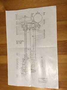 British Seagull 102 Plus Parts  Operating  Diagram And