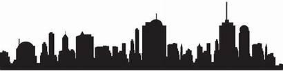 Skyline Silhouette Clip Clipart York Transparent Vector
