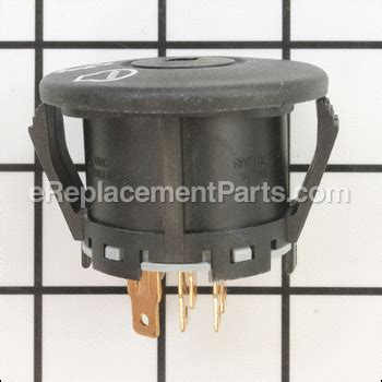 switch ign dlta p in ros 21546319 for ariens lawn equipment ereplacement parts