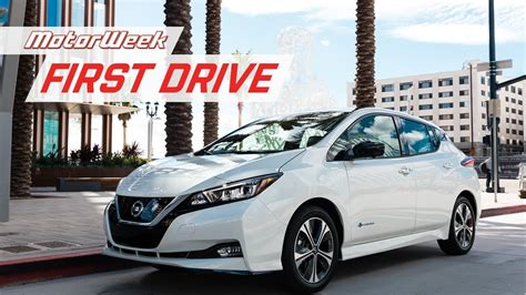 nissan leaf   drive youtube