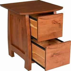 Watkins Glen 2 Drawer File Cabinet Countryside Amish