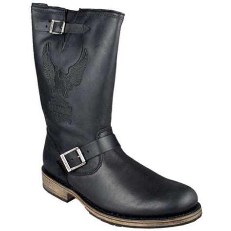 harley boots harley davidson clint biker boot