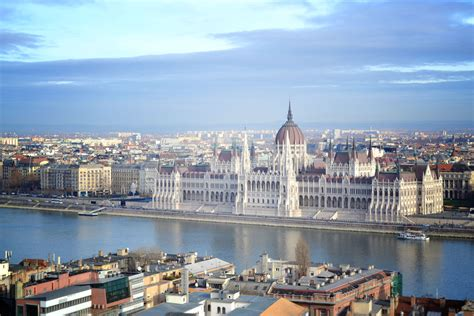 Hungarian Parliament, Budapest: In Pictures