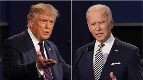 Donald Trump calls for two in-person debates with Joe ...