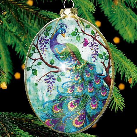 peacock outdoor christmas decor garden decoration ideas