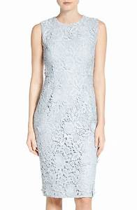 trendy lace bodycon dresses for summer wedding guests With powder blue dress for wedding guest