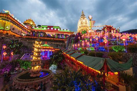 Capodanno Cinese In Malesia, Il Più Importante Al Mondo