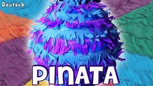 Coole Bastelideen Für 10 Jährige : pinata pinata auf deutsch wie um eine einfache pinata basteln f r kinder youtube ~ Frokenaadalensverden.com Haus und Dekorationen