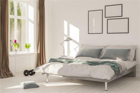 sypialnia w stylu skandynawskim villadecor