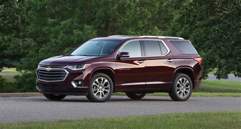 2018 Chevy Traverse Review  The Torque Report