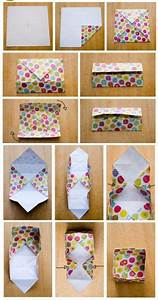 Boite De Rangement Papier : tuto rangement origami ~ Teatrodelosmanantiales.com Idées de Décoration
