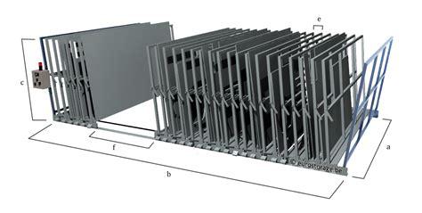 mobile frame rack manual eurostorage storage sheets
