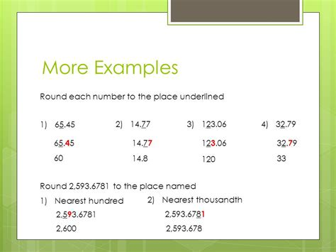Whole Numbers And Decimals  Ppt Video Online Download