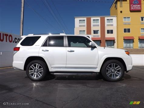 2013 blizzard white pearl toyota 4runner limited 77611305 9 gtcarlot car color