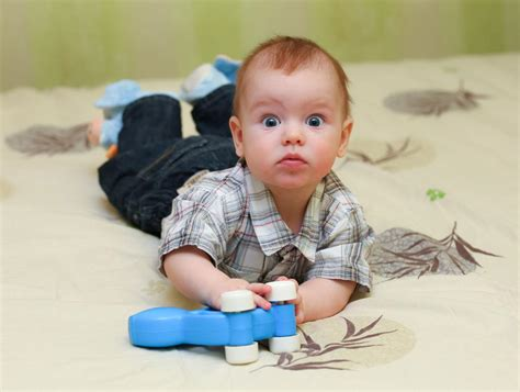 Babies Learn From The Unexpected Hopkins Research Shows