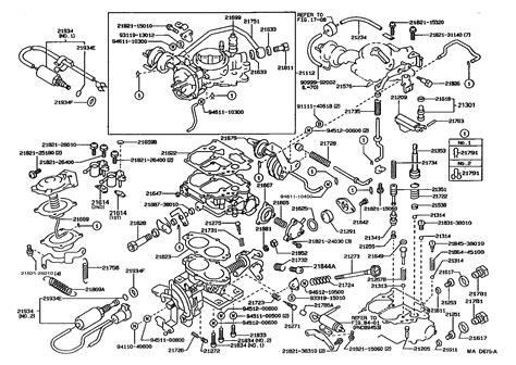 Toyota Parts Diagram 1993 toyota parts diagram periodic diagrams science