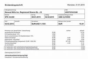 Steuer Auf Rente Berechnen : die besteuerung von dividenden rente mit dividende ~ Themetempest.com Abrechnung
