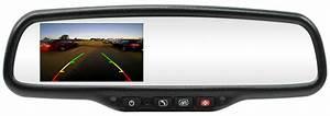 New Rostra Mirror W  Dual Camera Display  U0026 Onstar U00ae For 2015