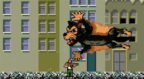 8 Bit Rampage Trailer Calls Back To Original Arcade Game