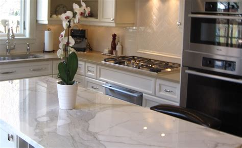 comptoir pour cuisine marbre nouvelle cuisine design
