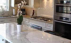 Cuisine En Marbre : marbre nouvelle cuisine design ~ Melissatoandfro.com Idées de Décoration