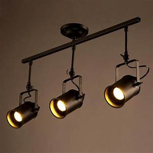 Ceiling lights spot light track led wall lamp loft