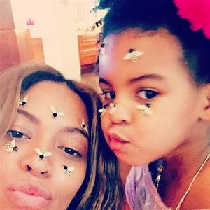 Beyonce and Blue Ivy Celebrate Valentine's Day Picture ...