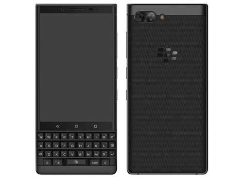 первая утечка изображения blackberry keytwo blackberry в россии