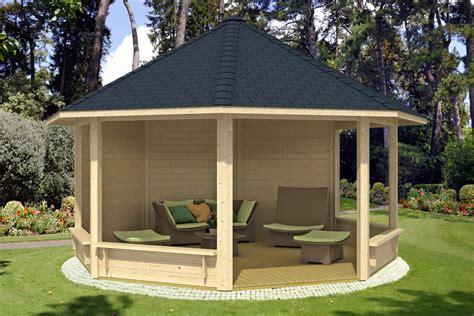 Gartenpavillon Modell Pellworm  Az Gartenhaus Gmbh