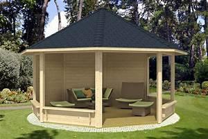 Www Gartenhaus Gmbh De : gartenpavillon modell pellworm a z gartenhaus gmbh ~ Whattoseeinmadrid.com Haus und Dekorationen