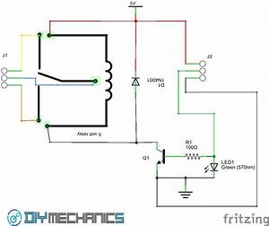 Diy Relay Module  6 Steps  With Pictures