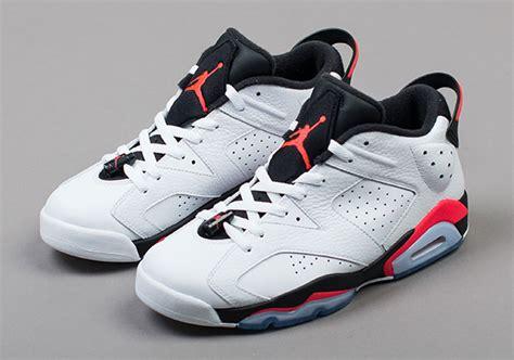 Air Jordan 6 Low Sneakernewscom