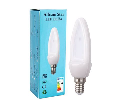 allcam b22 led bulb bc e27 es e14 4w 7w globe or candle daylight or cool white ebay