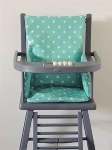 Coussin De Chaises : coussin chaise haute combelle bois advice for your home decoration ~ Teatrodelosmanantiales.com Idées de Décoration