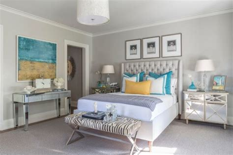 Create A Soothing Atmosphere With A Turquoise Bedroom Décor