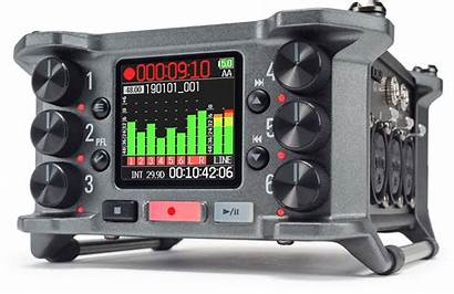 Zoom F6 Recorder Field Recording Track Float
