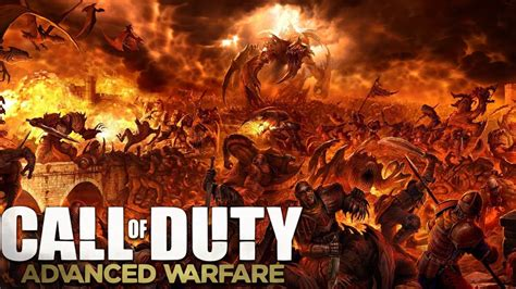 call  duty advanced warfare hellspawn mode zombie